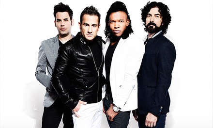 SoulFest 2015 Featuring Newsboys and Casting Crowns at Gunstock Mountain Resort on August 6–8 (Up to 41% Off)