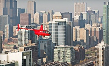Helicopter Tour of Chicago for Two or Four from Chicago Helicopter Express (Up to 51% Off)