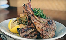 Mediterranean Cuisine at Taverna Opa (Up to 56% Off). Two Options Available. 