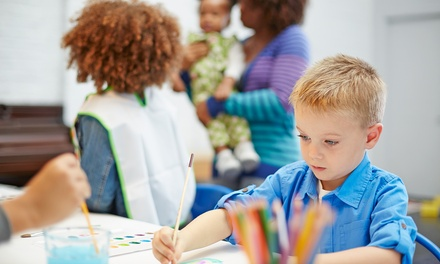 Art Classes for Preschoolers or School Age Kids, or Middle-School Kids from TeachArt2Me (Up to 52% Off)