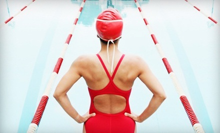 C$25 for C$50 Worth of Swimwear and Accessories at AquaSport