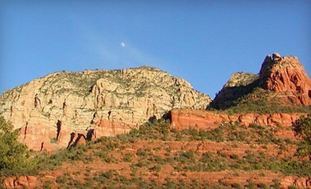 Arizona Sunset Tour or Wine-Tasting Tour from Sedona Red Rock Adventures (Up to 56% Off). Two Options Available.