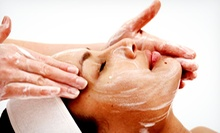 60-Minute Facial and Eye and Foot Treatment, or 90-Minute Age Smart Facial at Garbo A Salon & Spa Aveda (Up to 53% Off)