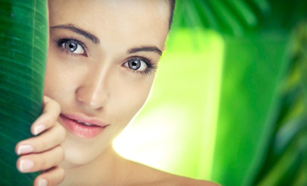 $55 for a 60-Minute Deep Pore-Cleansing Acne Facial at Scents of Serenity Organic Spa ($110 Value)