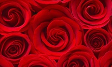 $60 for Four Bouquets of a Dozen Roses over Four Weeks from Twig ($180 Value)