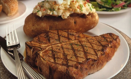 Steak and Seafood for Two or Four at Janko&#x27;s Little Zagreb (Half Off)