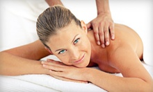 Foot Pampering or One or Two Hot-Stone or Bamboo Massages from Pamper My Feet in West Chester (Up to 59% Off)