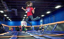 $12 for One Hour of Trampoline Time for Two at Sky Zone ($24 Value), Valid Only for Walk-Ins