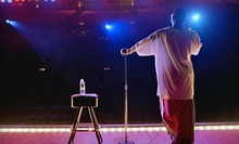 Standup Show with Drinks for Two, Four, or Eight at Greenwich Village Comedy Club (Up to 69% Off)