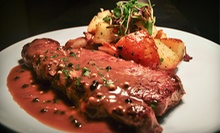 Locally Sourced Bistro Cuisine at Bistro 4 (Half Off). Two Options Available. 