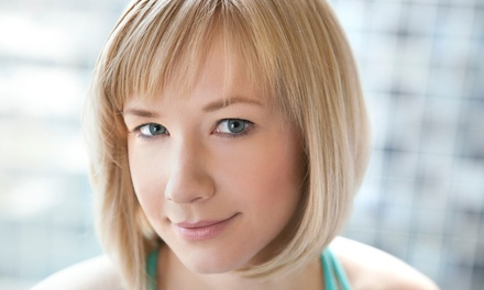 Haircut with Optional Partial or Full Highlights at Hair By Kathy (Up to 53% Off)