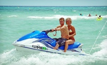 $89 for a Two-Hour WaveRunner Dolphin Tour for Two from Adventures at Sea (Up to $199 Value)