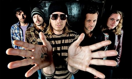 Puddle of Mudd at Cassleman's on Friday, January 16, at 7 p.m. (Up to 50% Off)
