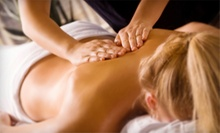 $29 for a One-Hour Relaxation Massage at a Certified Clinic from OolaMoola (Up to $90 Value)