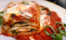 Italian Food at Papa Vito's Italian Restaurant (Up to 52% Off). Three Options Available.