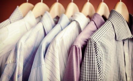 $49 for $100 Worth of Dry Cleaning at Zoots Dry Cleaning. 18 Locations and Free Home Delivery Available.