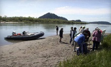 Zodiac Adventure Raft Tour for Two, Four, or Six from Pacific NW Float Trips (Half Off)