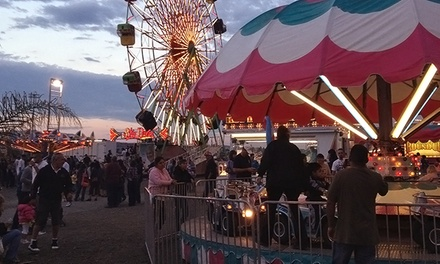 Santa Clara County Fair Outing on July 30–August 2 (Up to 54% Off). Six Options Available.