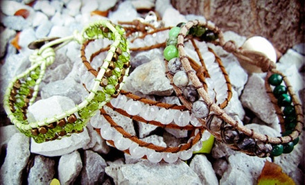 One or Two Jewelry-Making Classes at Caravan Beads of Chicago (Up to 57% Off)