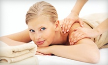 $39 for One-Hour Sauna, Steam, and Hot-Tub Session with Half-Hour Massage at Everett House Healing Center ($85 Value)
