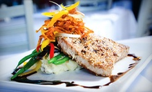 American-European Dinner or Lunch Cuisine at CoolWater Fusion (Half Off)
