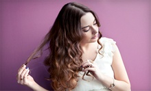Facial with Glycolic Peel, Haircut and Color, or Haircut and Partial Highlights at Hair Dynamics West (Up to 59% Off)