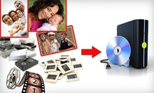 $30 for $65 Worth of Video and Mixed-Media Transfer Services at Audio Video Workshop in Redwood City