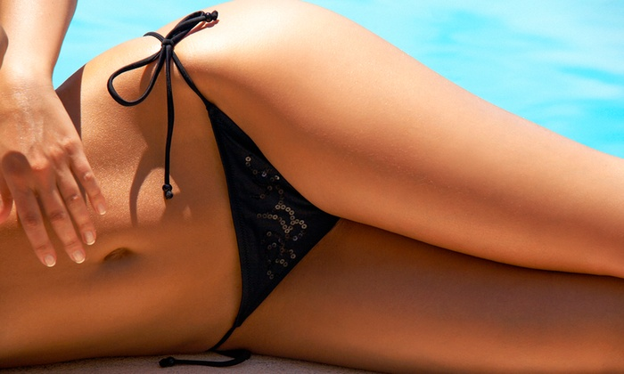 London Beauty and Tanning HO - London: London Beauty and Tanning: Full-Body Spray Tan from £14