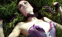 $85 for Two-Hour Boudoir Photo Shoot with Makeover, Prints, and Digital Images at London Reign Enterprises ($310 Value)