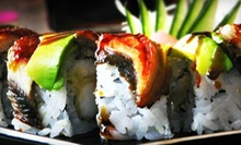 $15 for $30 Worth of Sushi and Thai Food for Dinner at Fishing Cat Sushi Bar &amp; Thai Cuisine