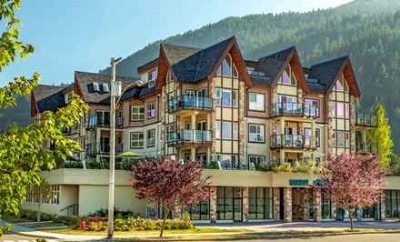 groupon daily deal - 2- or 3-Night Stay for Up to Six at Harrison Lake View Resort in Harrison Hot Springs, BC