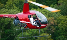 Private Helicopter Lesson for One or Two from Core Helicopters (Up to 45% Off)