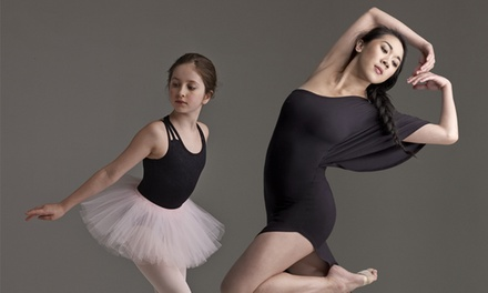 $22 for $40 worth of Dance Shoes, Apparel, and Accessories at Capezio