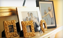 $40 for $100 Toward Custom Framing at Middlesex Framing