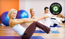 Six Weeks of Unlimited Fitness Classes or 10 Drop-In Fitness Classes at KB Fitness Exercise Studio (Up to 86% Off)
