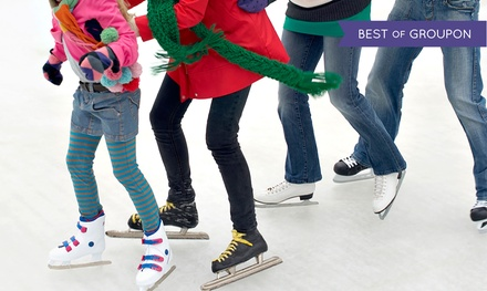 $99for Kids' Ice-Skating and Activities Spring-Break Camp at AZ Ice ($169 Off). Two Options Available.