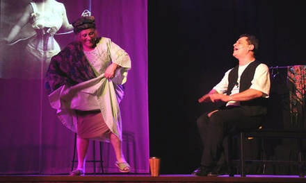 Cena de Eventos — Teatro Villaret: bilhete individual para o espetáculo O Mistério do Fado por 6€