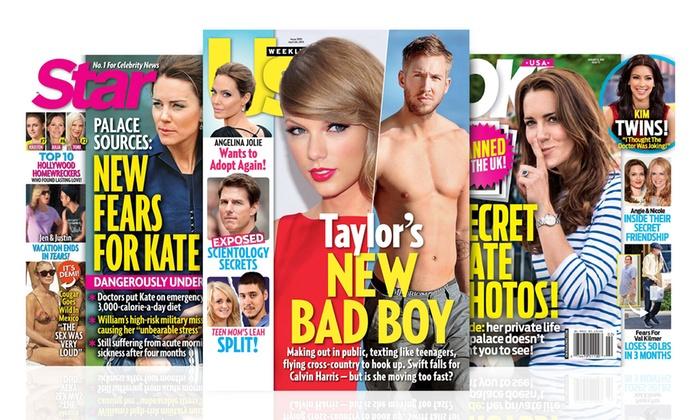 Us magazine subscription deals