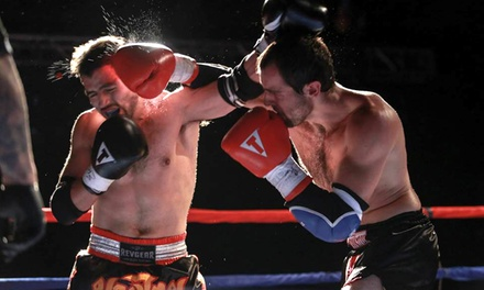 Bounded Fist Muay Thai Event for Two at Arizona Event Center (Up to 60% Off). Five Dates Available.