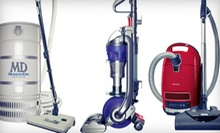 Vacuum Cleaners and Accessories at Cape Cod Vacuum (Half Off). Two Options Available.
