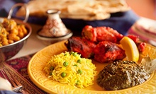 Authentic Ethiopian Cuisine at Piassa Restaurant &amp; Mart (Up to 53% Off)
