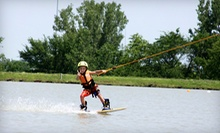 Two Hours of Cable-Towed Watersports with Rental Gear Monday–Friday or Any Day from KC Watersports (Up to 51% Off)