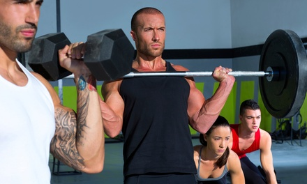 $39 for One Month of Unlimited CrossFit Classes at Mahoney CrossFit ($120 Value)