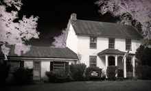 Murder-Mystery-Theater Visit for Two or Four at The Haunted Cottage (Up to 55% Off)