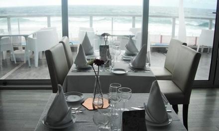 Arribas Terrace — Praia Grande: menu de peixe para duas ou quatro pessoas desde 39,90€