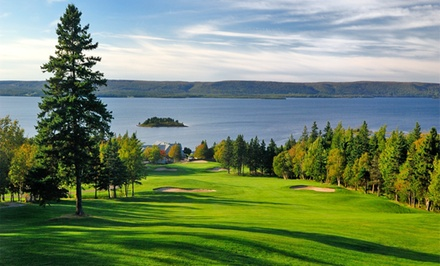 1- or 2-Night Stay for Two at Dundee Resort & Golf Club in Cape Breton, Nova Scotia. Combine Up to 4 Nights.