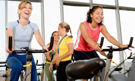 Five 45-Minute Indoor-Cycling Classes from Lifecycle  (55% Off)