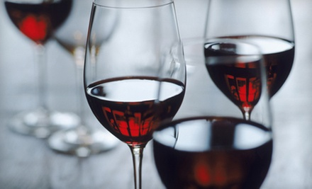 Wine Tasting for Two at Crown Wine &amp; Spirits (Half Off). Ten Dates Available.