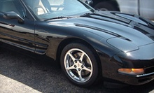 Premium Wash and Wax or Silver, Gold, Platinum, or Platinum-Plus Auto-Detailing Packages at A&amp;J Detail  (Up to 67% Off)