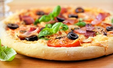 Pizza Meal with Appetizer and Soda or $12 for $25 Worth of Pizzeria Cuisine at Pasquale's West Coast Pizzeria